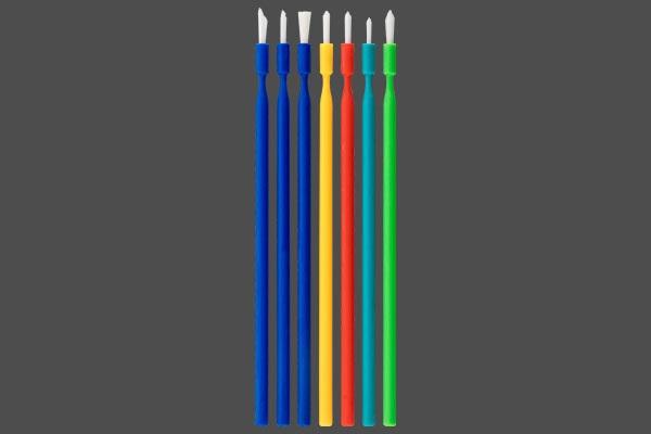 Applikationspinsel_biegbar_verschiedene_Farben